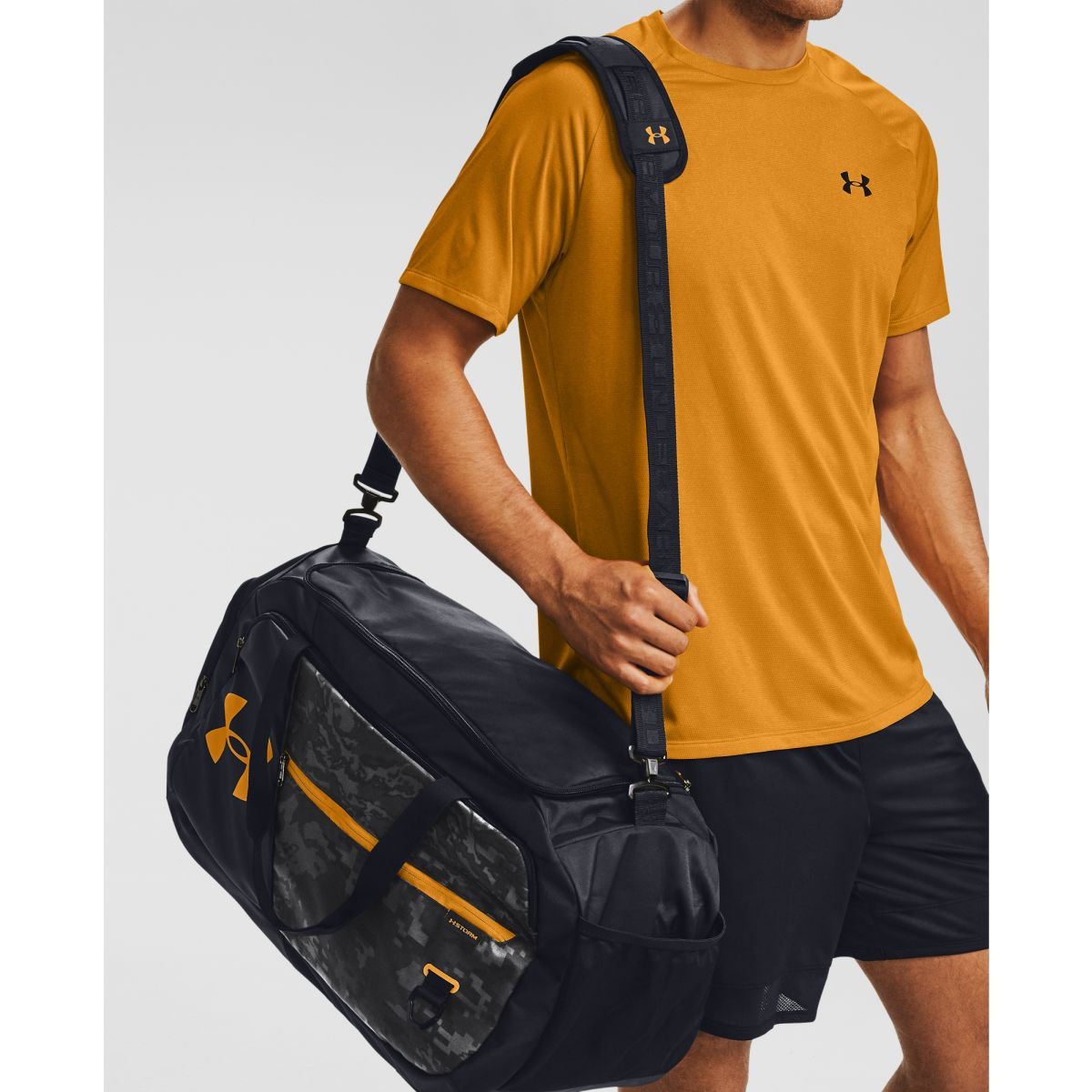 Bag Under Armour UA Undeniable 4.0 Duffle MD-BLK