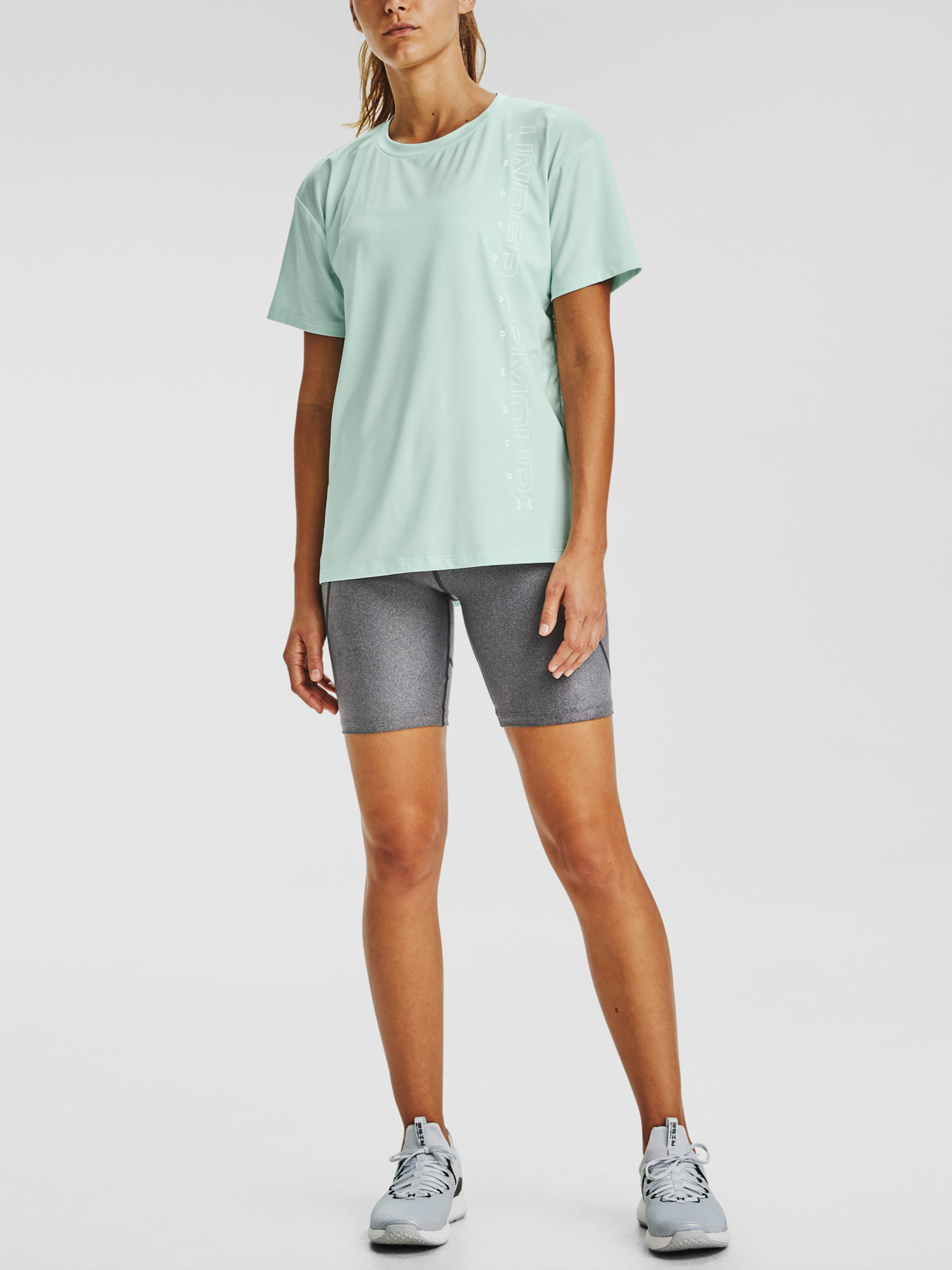 T-shirt Under Armour Armour Sport Graphic SS-BLU