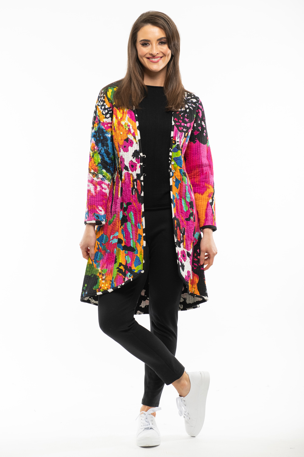 Orientique reversible Coats David