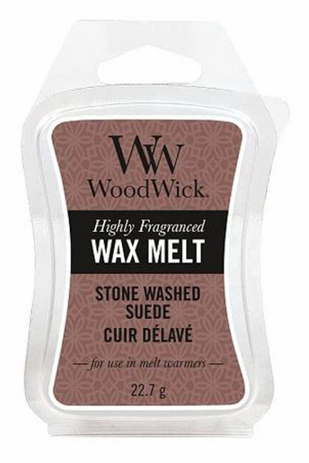 WoodWick fragrant aroma lamp wax Washed Suede