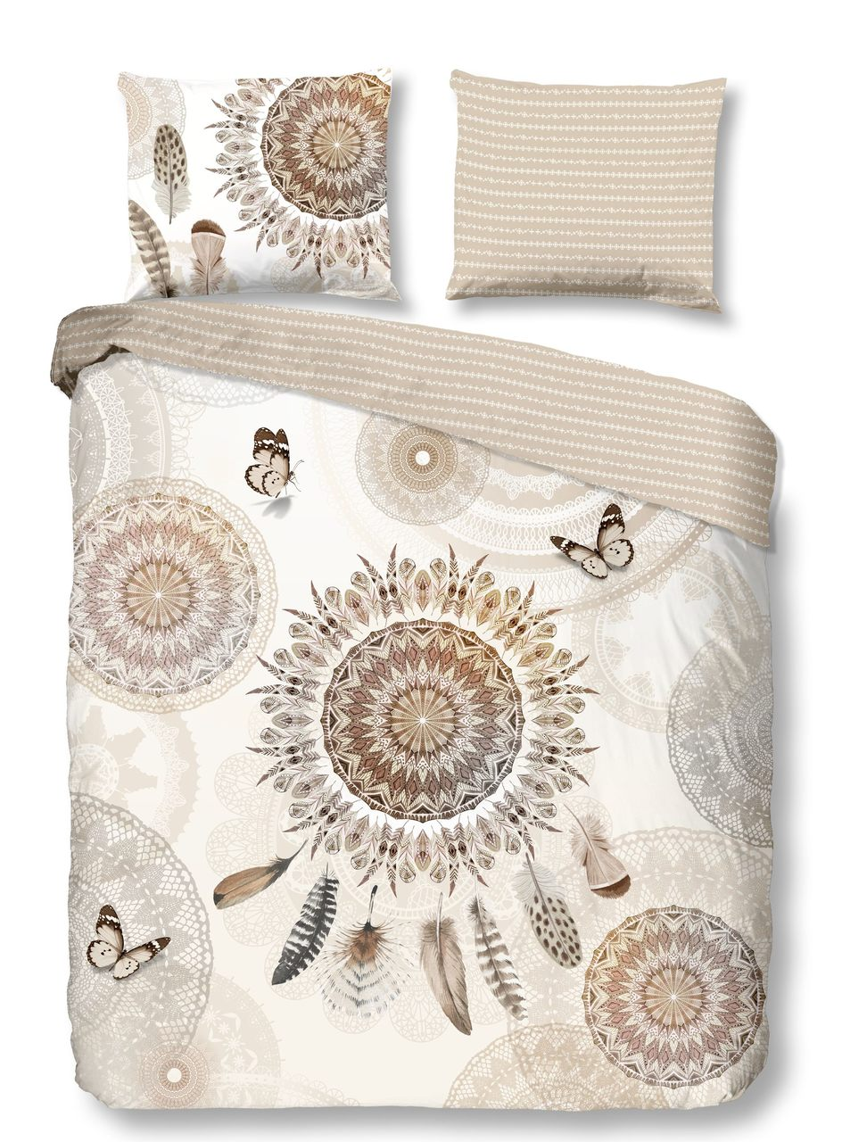 Home double-sided flanelové French bed linen Hip Alani 200x200 / 220cm