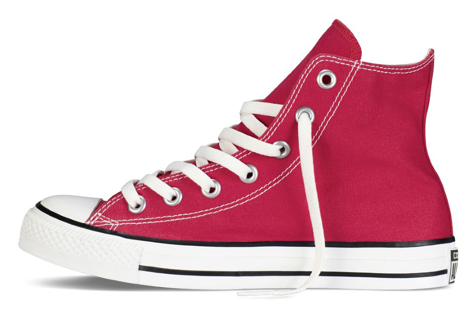 Converse Red Chuck Taylor All Star