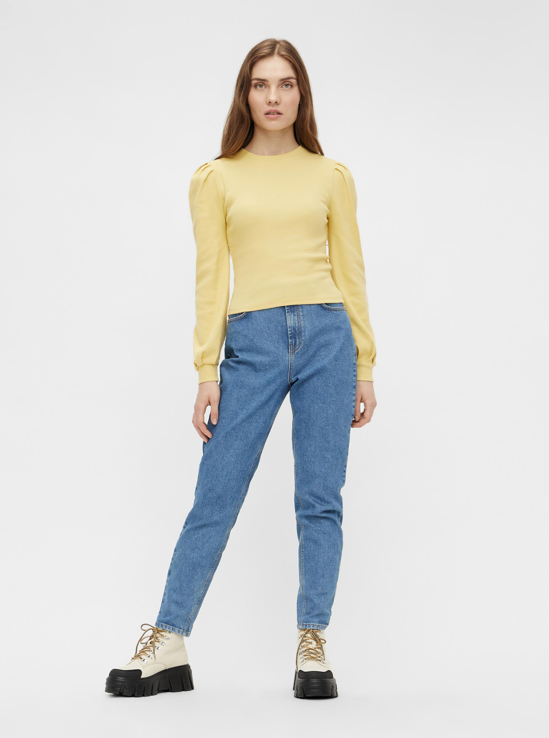 Yellow Pieces T-shirt