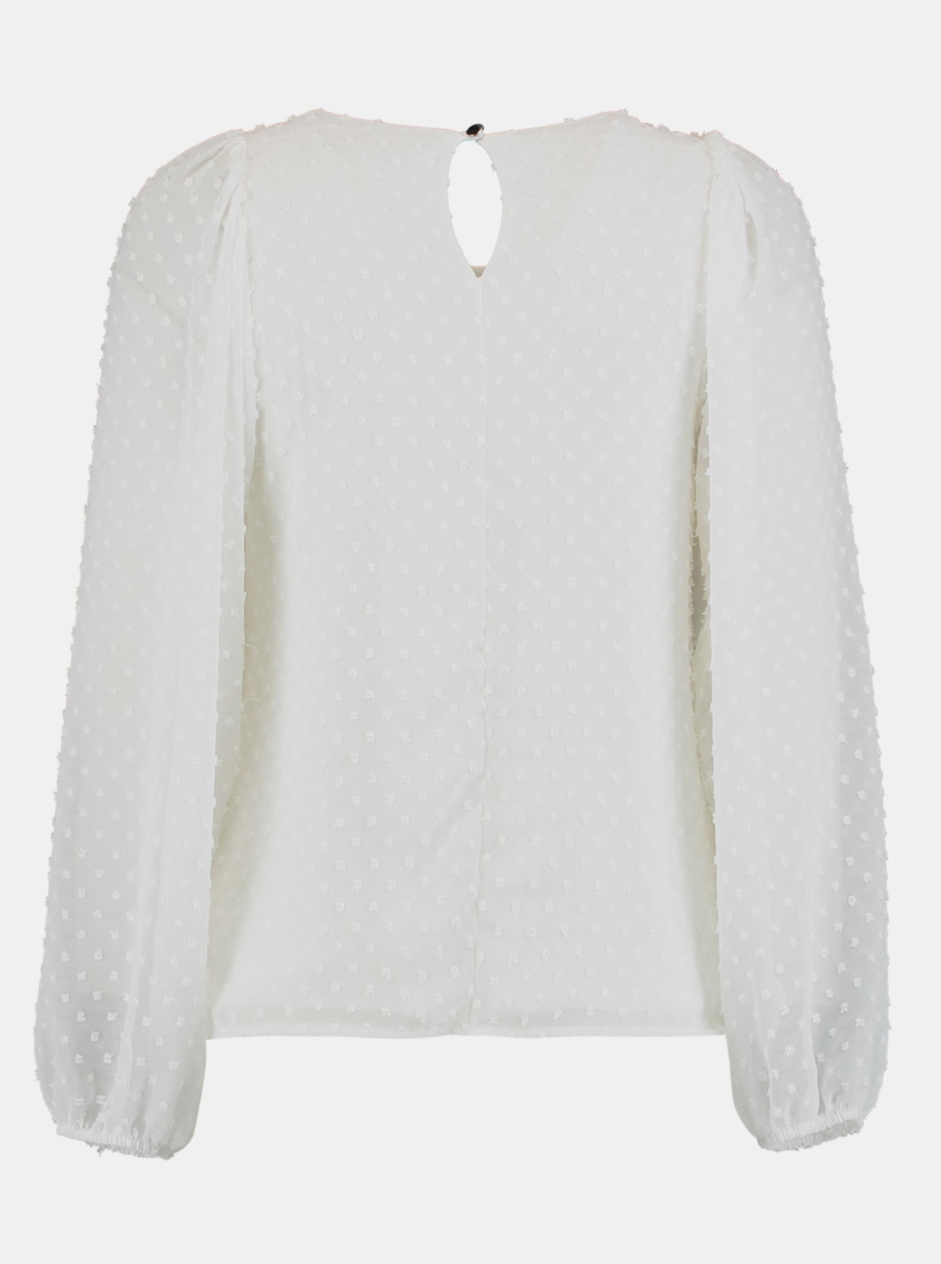 Hailys white blouse
