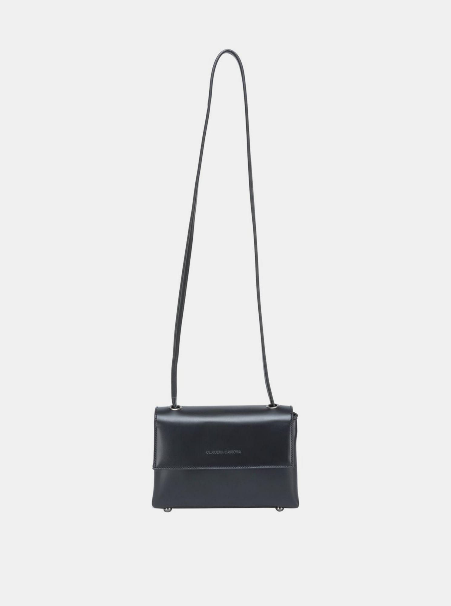 Claudia Canova black crossbody handbag
