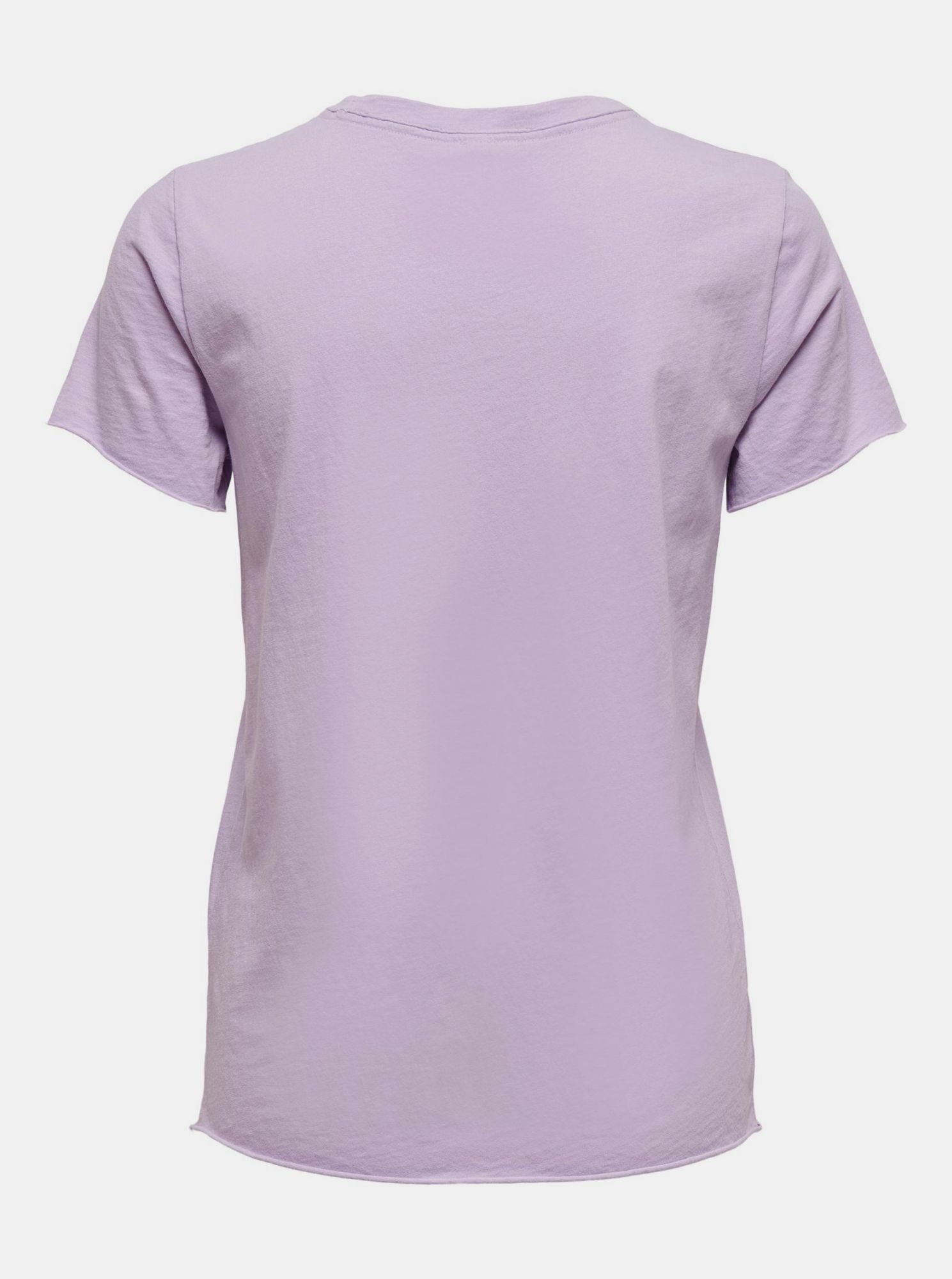 Only purple women´s T-shirt Lucy with print