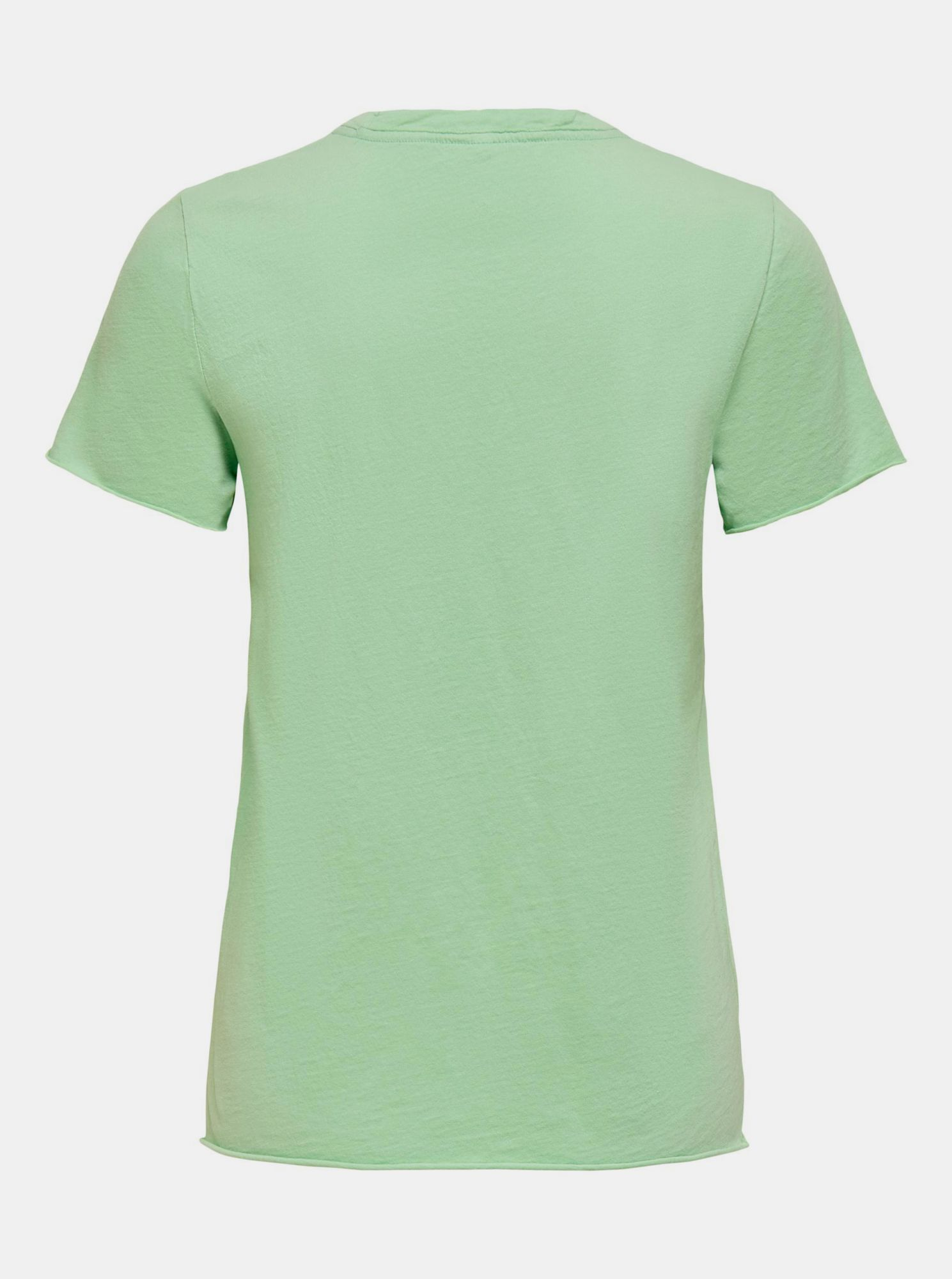 Only green women´s T-shirt Lucy with print