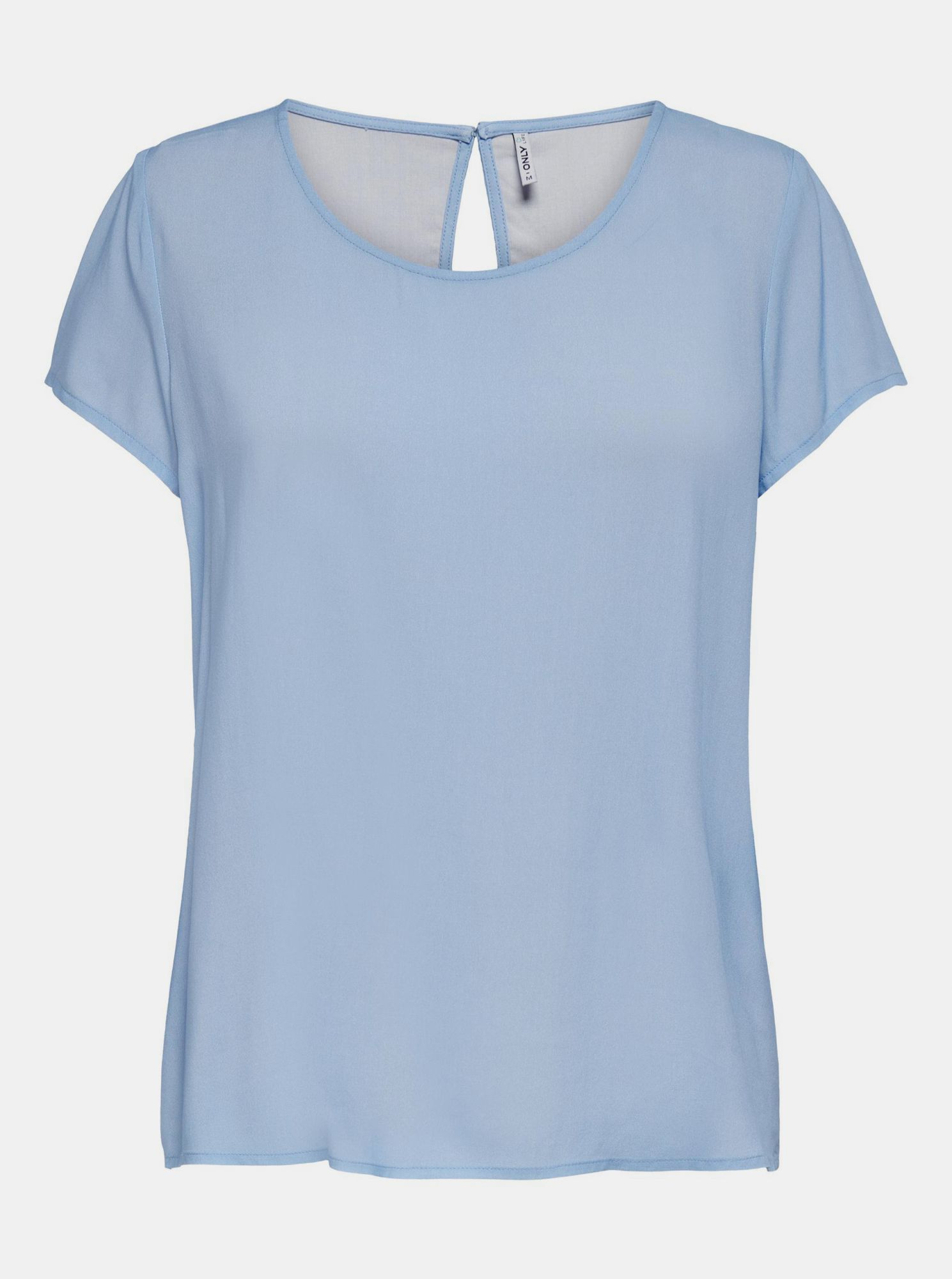 Only blue women´s blouse
