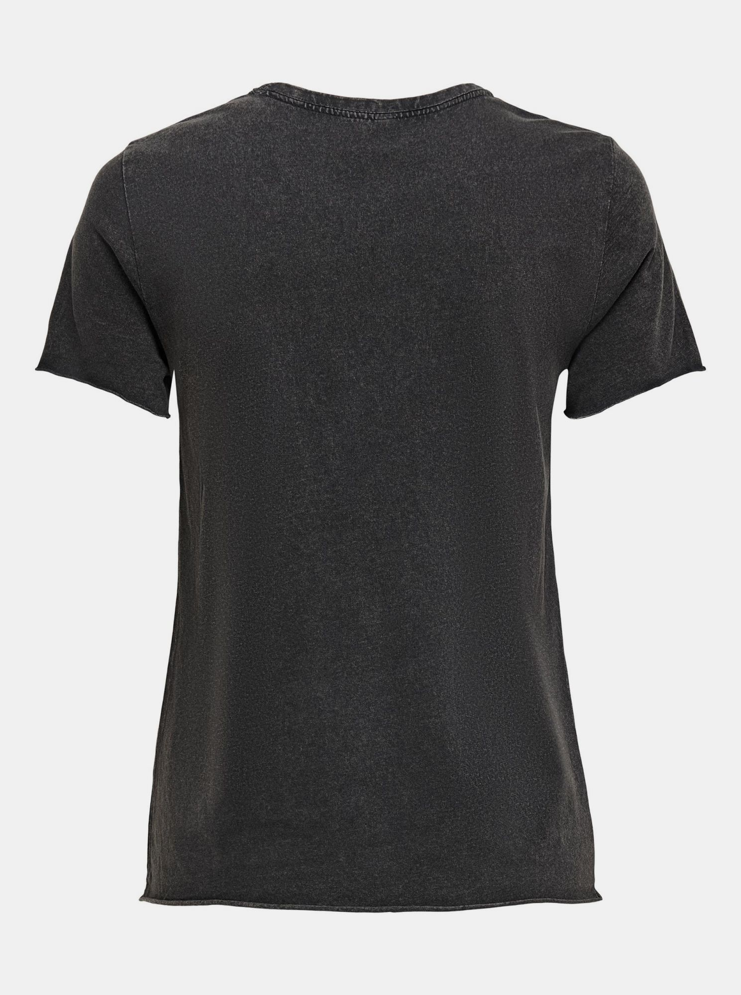 Only black women´s T-shirt Lucy with print