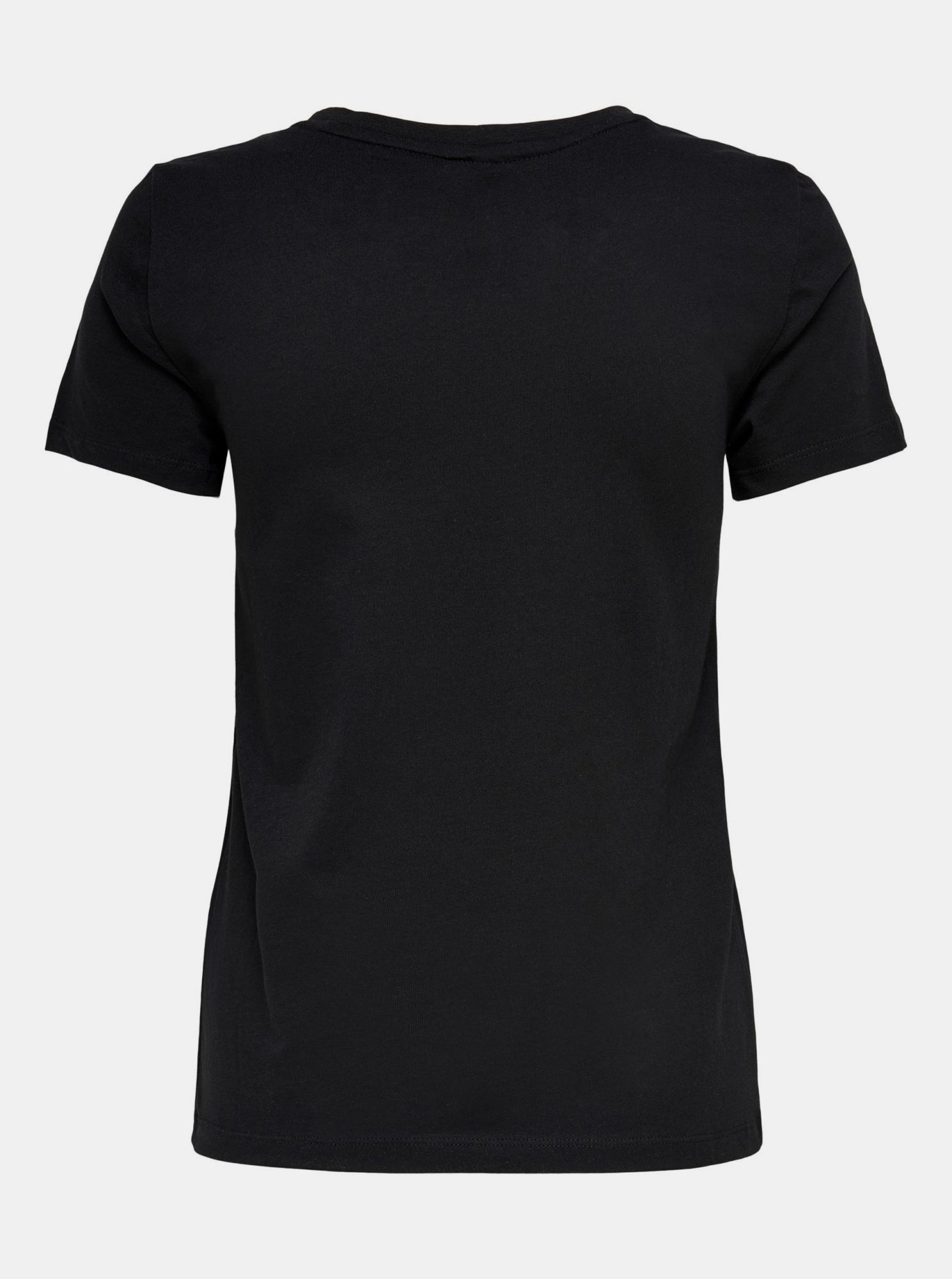 Only black women´s T-shirt Kita with print