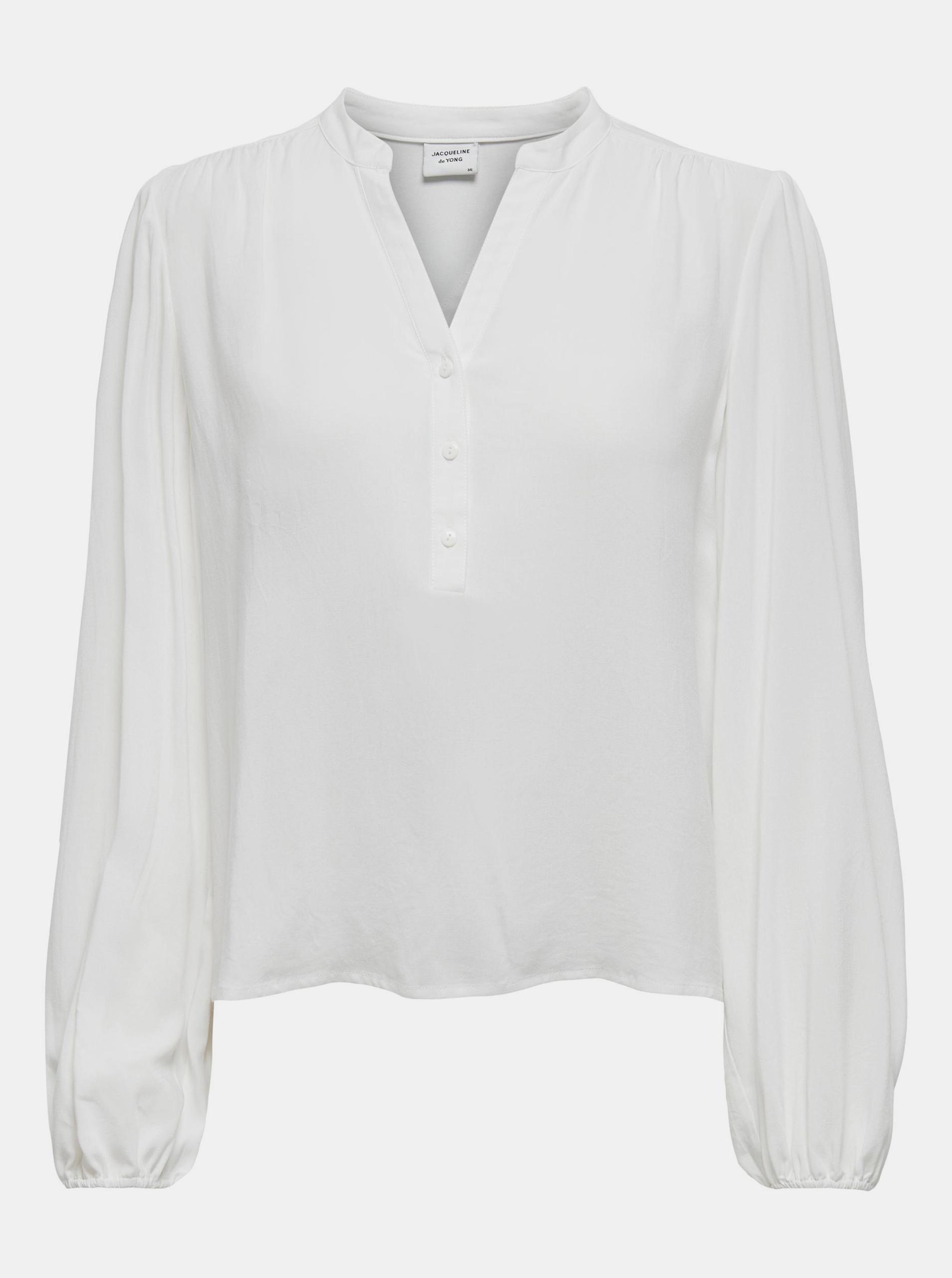 Jacqueline de Yong white blouse Marlon