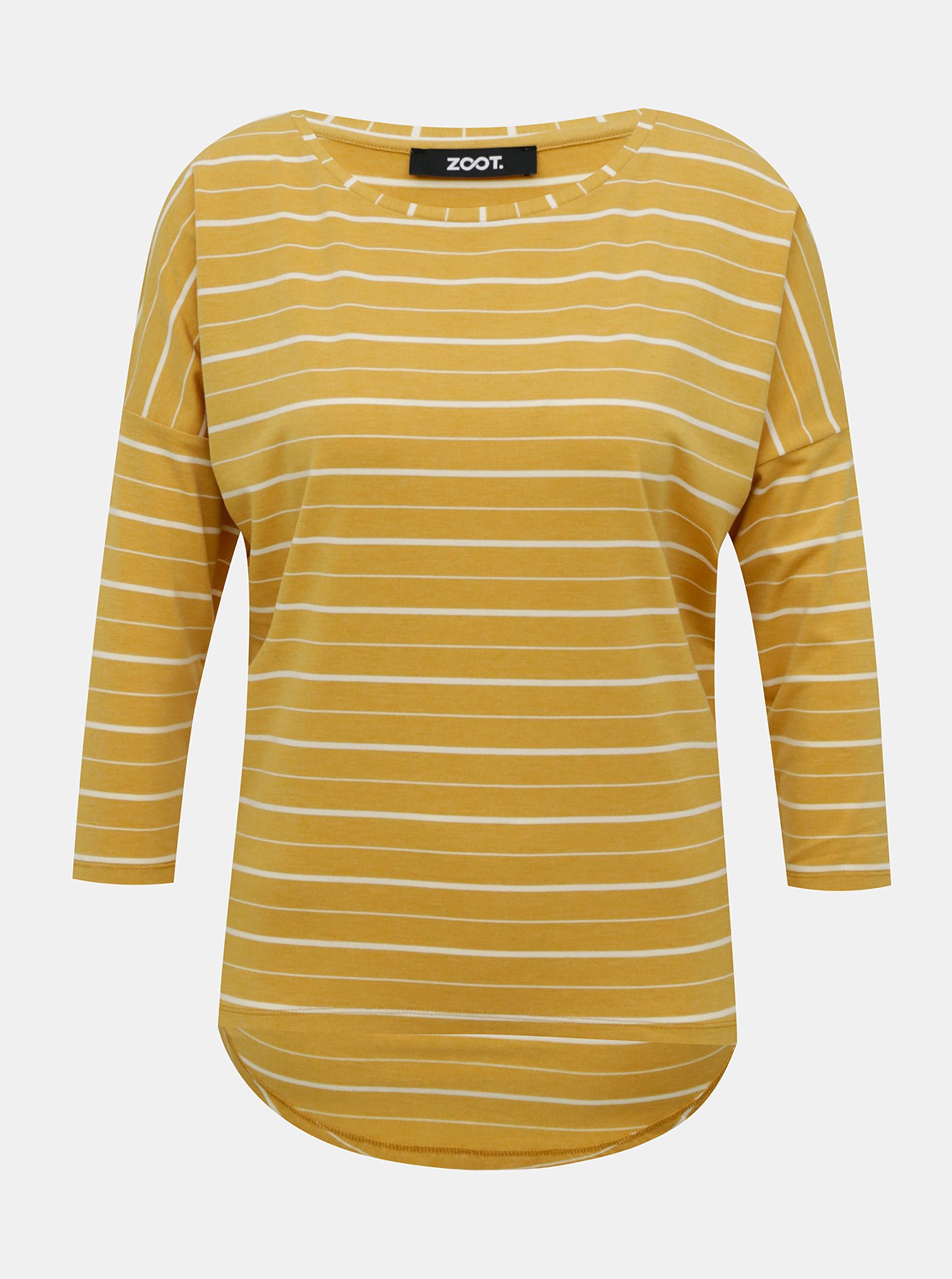 ZOOT yellow T-shirt Kleopatra