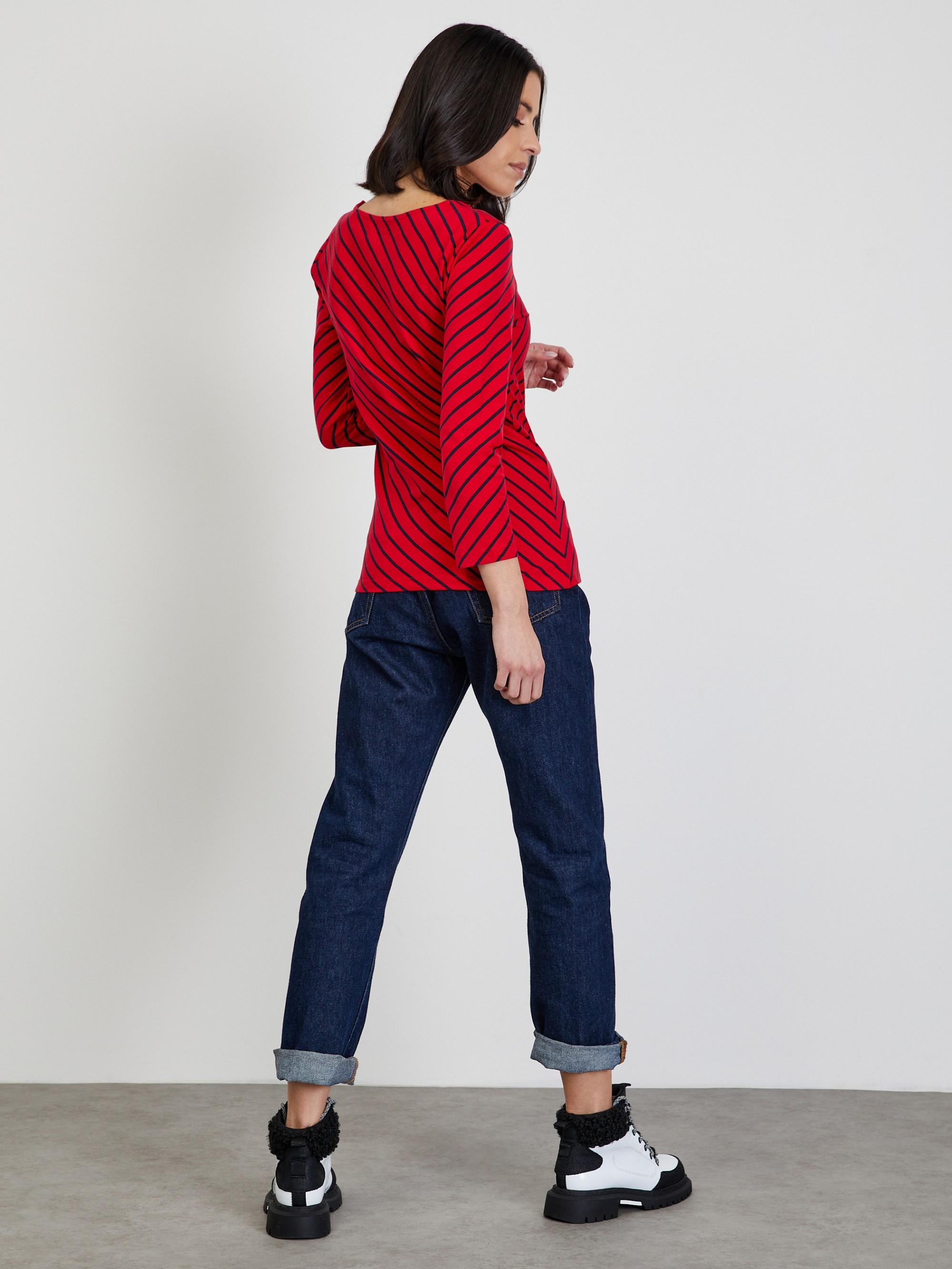 ZOOT red T-shirt Karin