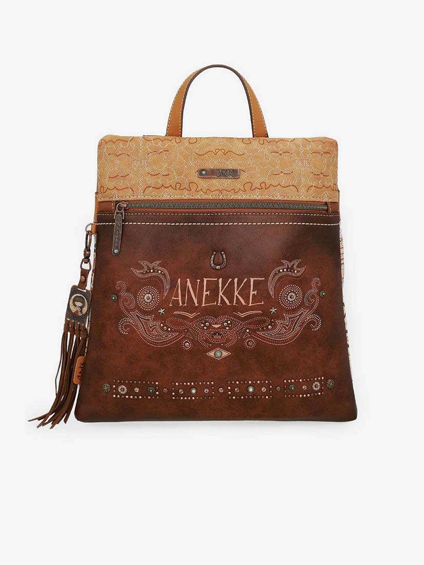 Anekke Womens backpack brown Arizona
