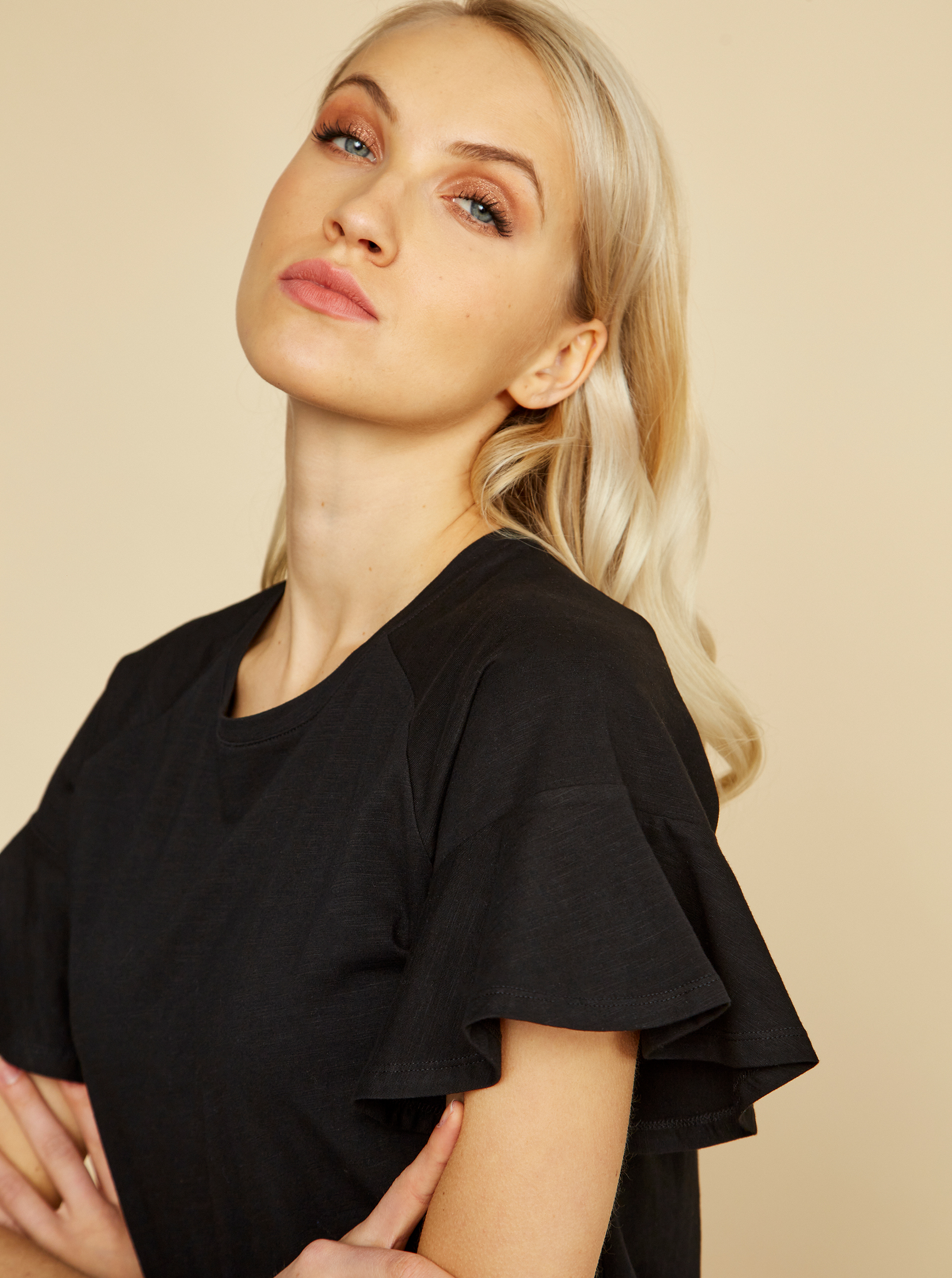 ZOOT black women´s T-shirt Aurelia