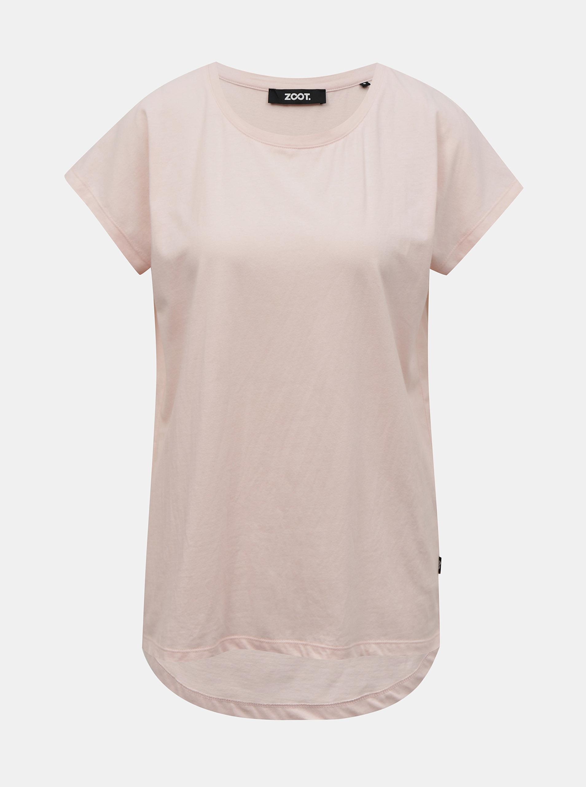 ZOOT pink women´s T-shirt Leah