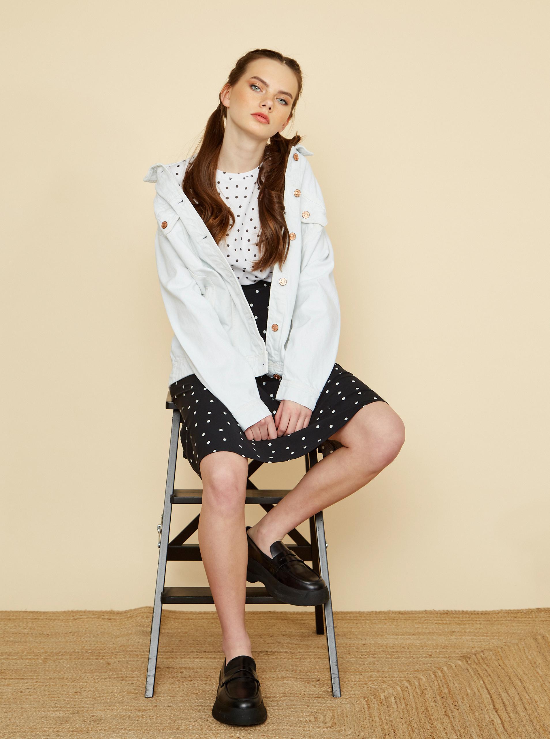 ZOOT white women´s T-shirt Michelle