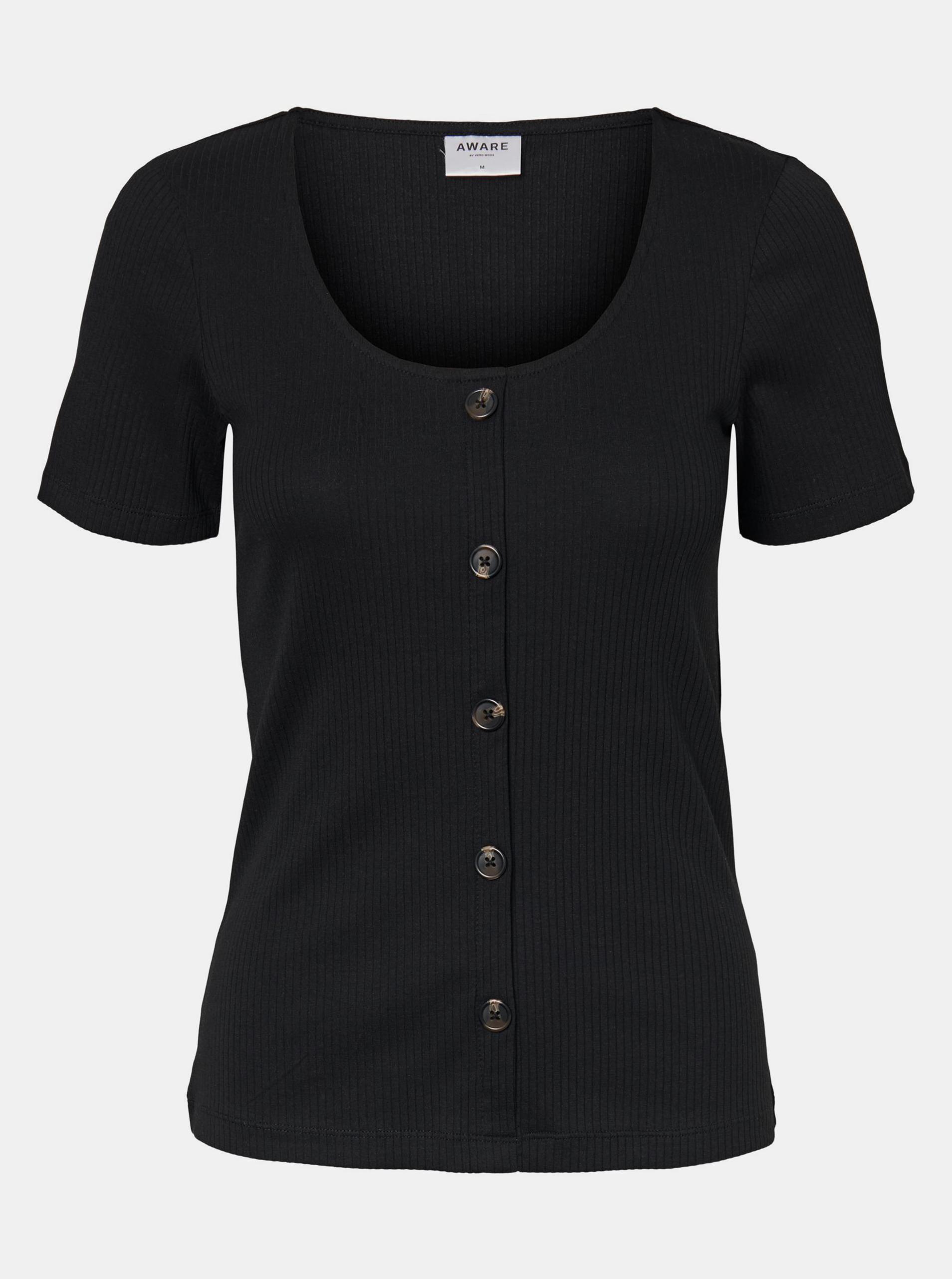 Vero Moda black T-shirt Helsinki