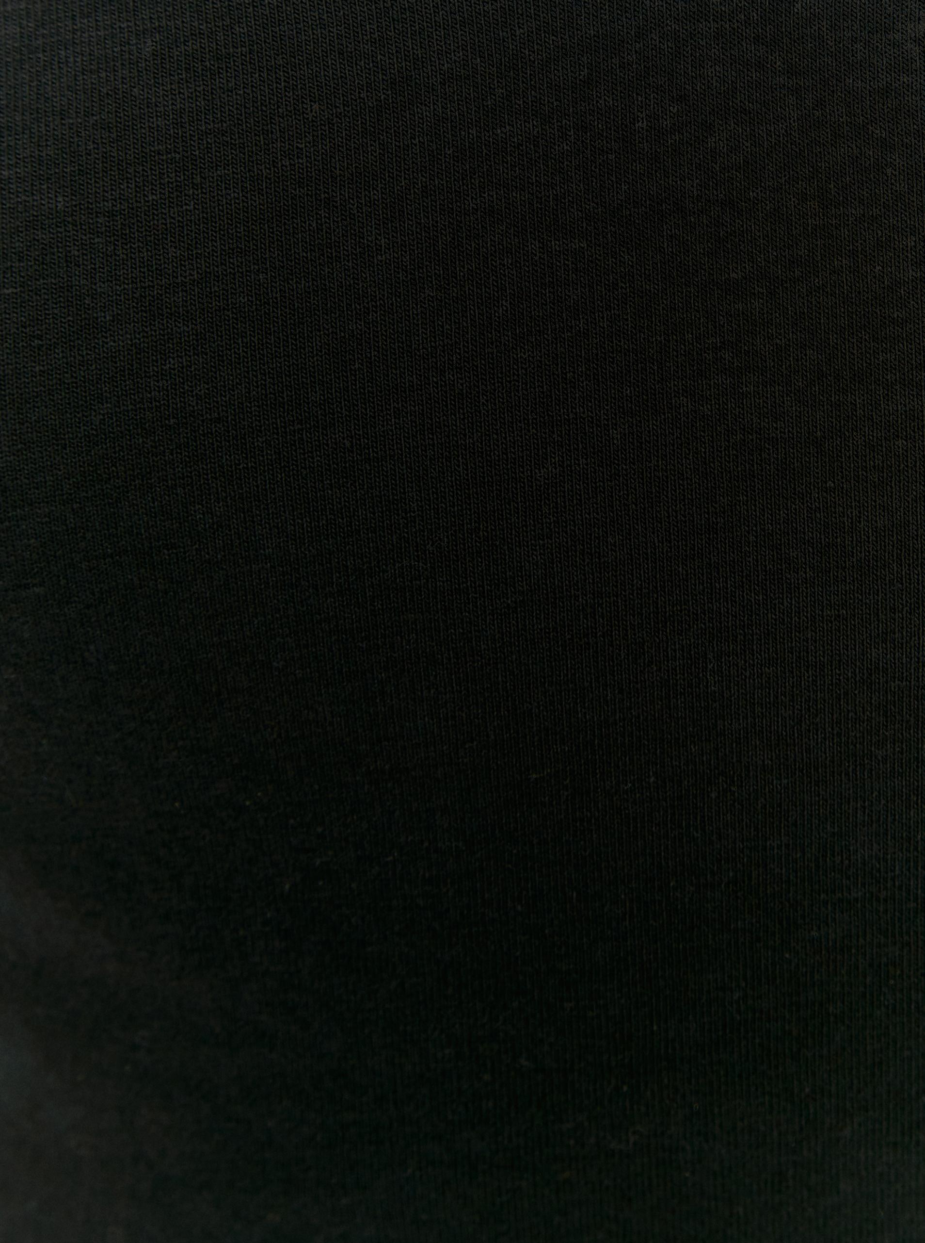 Tally Weijl black women´s T-shirt