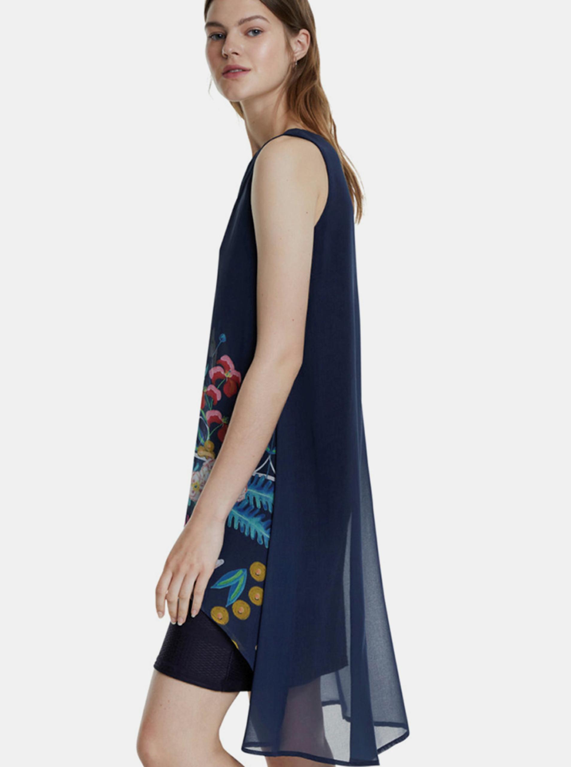 Desigual blue dress Duna