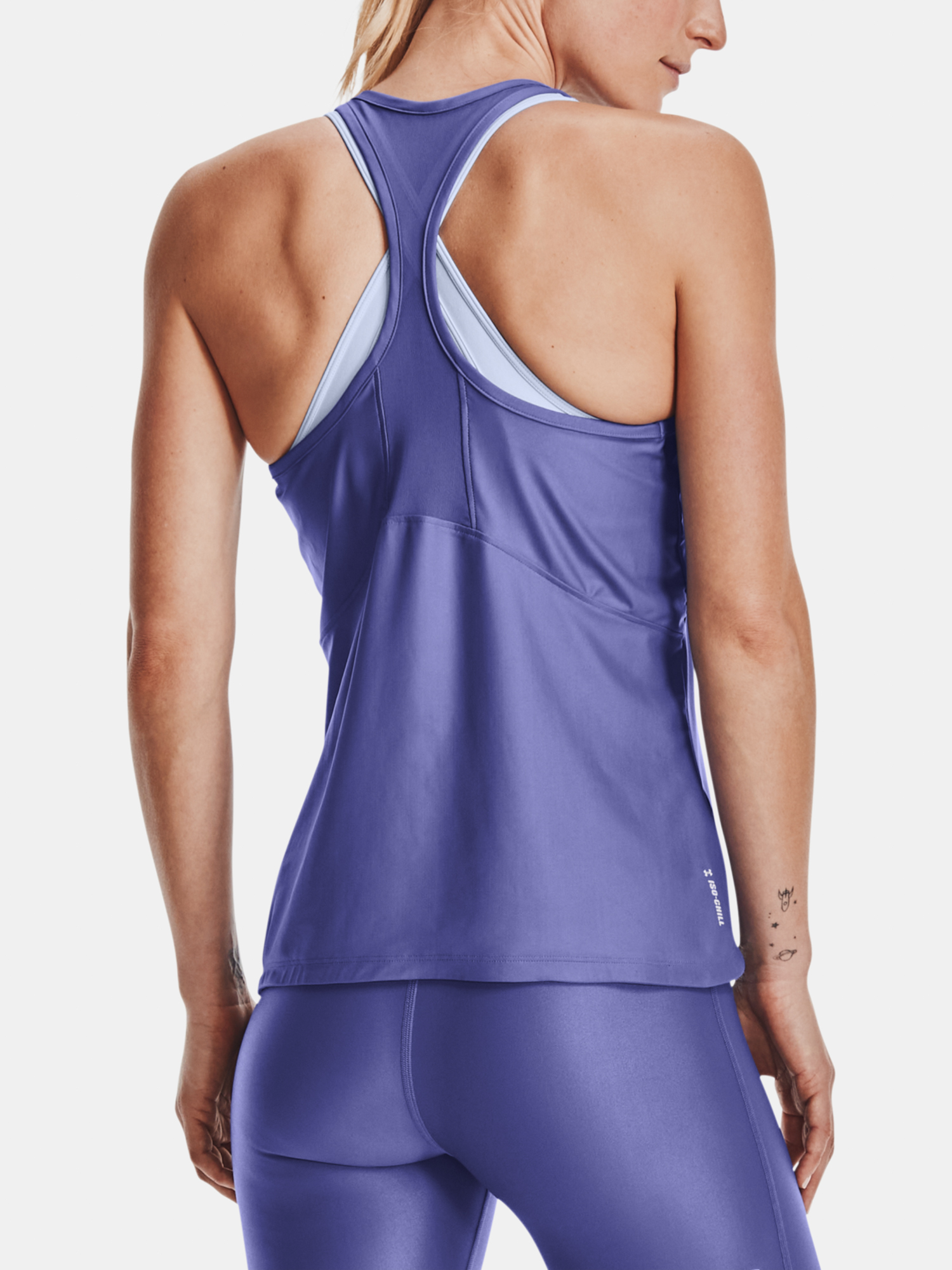 Top Under Armour Iso Chill Tank-PPL