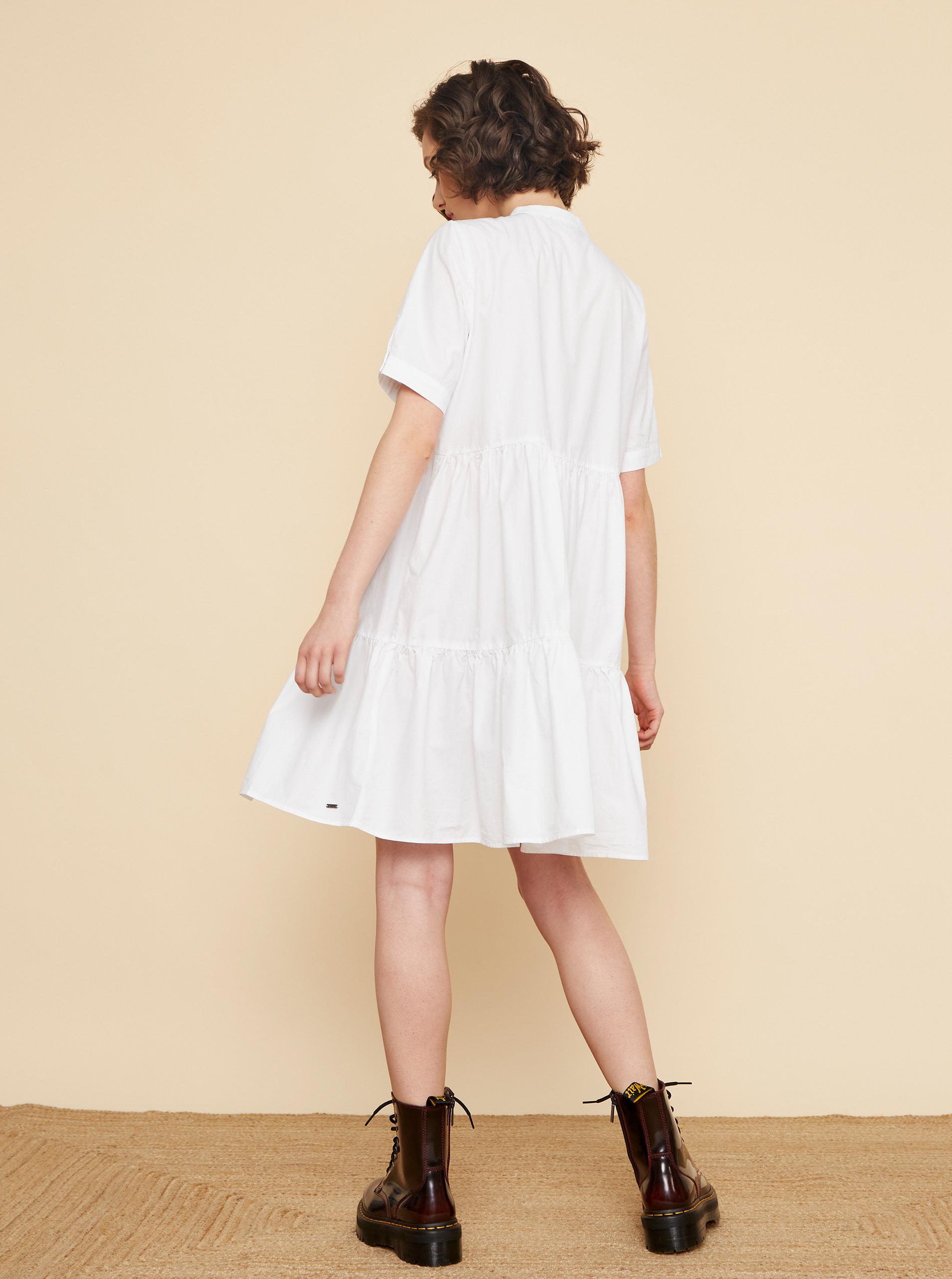 ZOOT white shirts dress Taylor