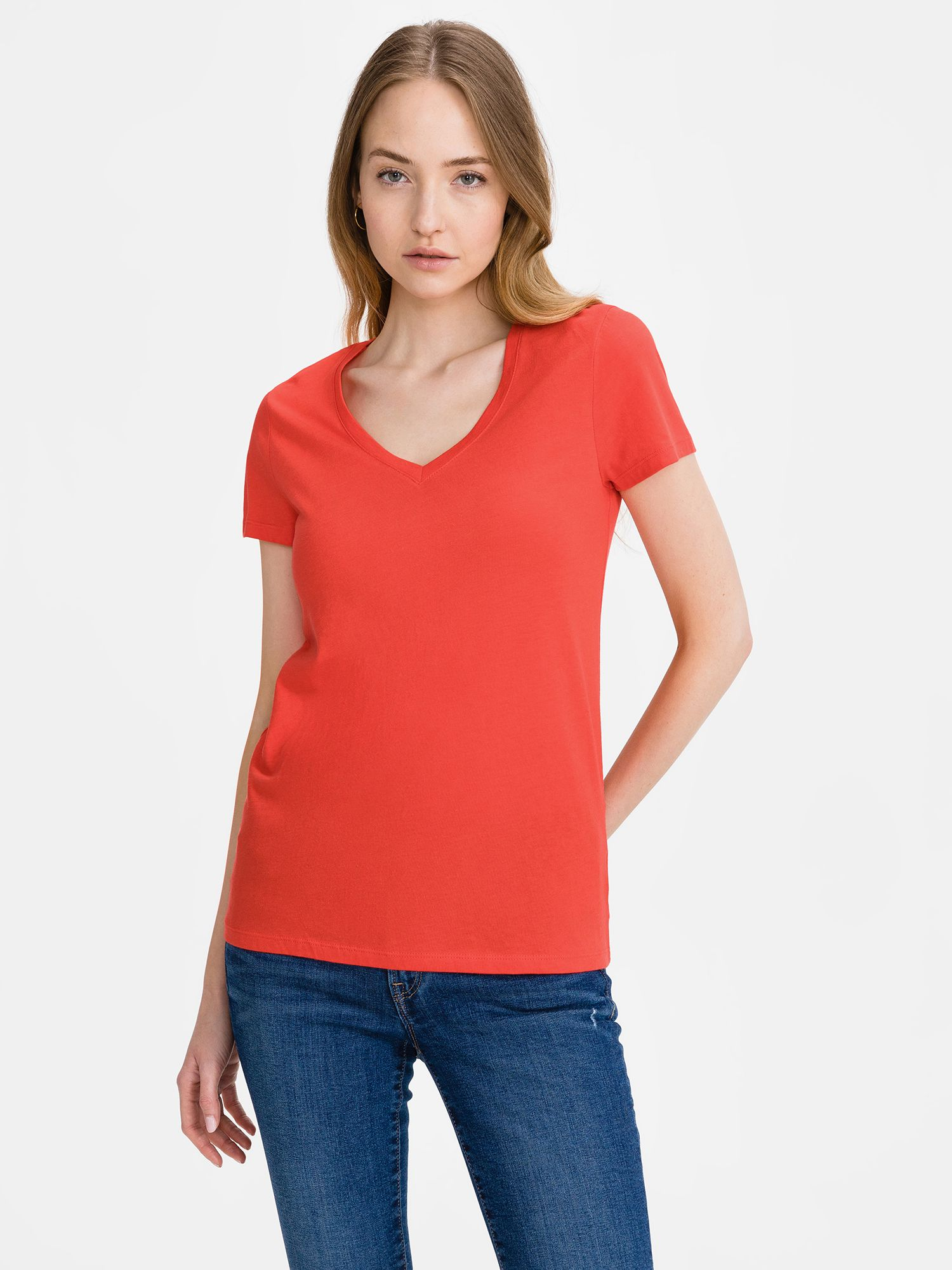 GAP red T-shirt Favorite