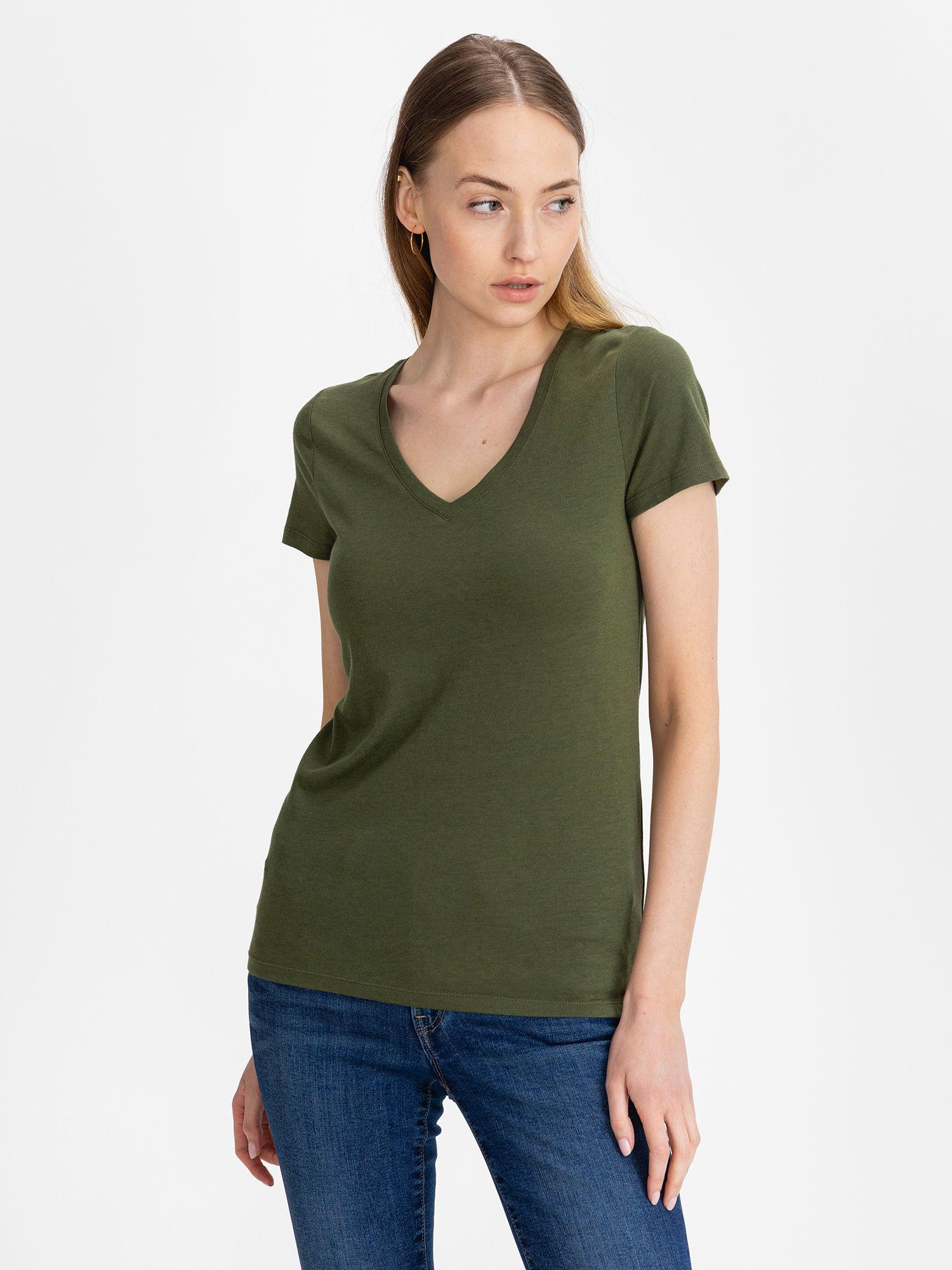 GAP green T-shirt Favorite